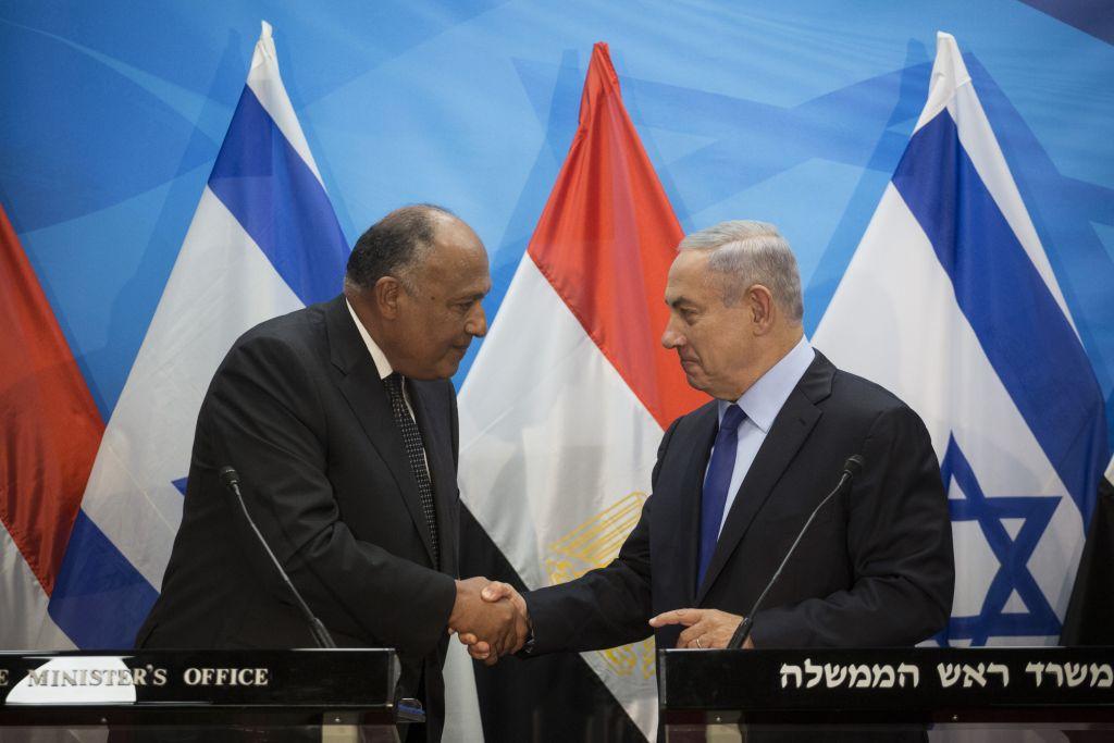 Dikecam Pertemuan Menlu Mesir dengan Netanyahu yang Diadakan di Al Quds