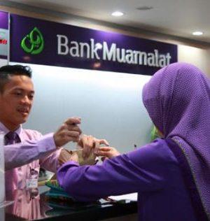 Bank Muamalat Beri Santunan 50 Juta Kepada 100 Mustahik di Pesantren An-Nawawi