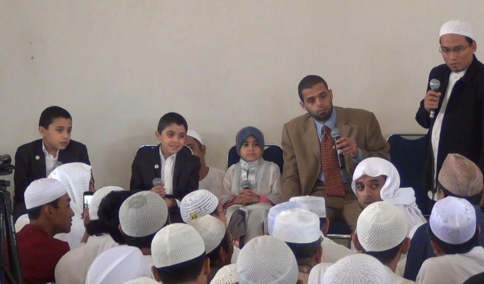 Haflah Hafidz Cilik  Undang Antuasisme Warga Aceh