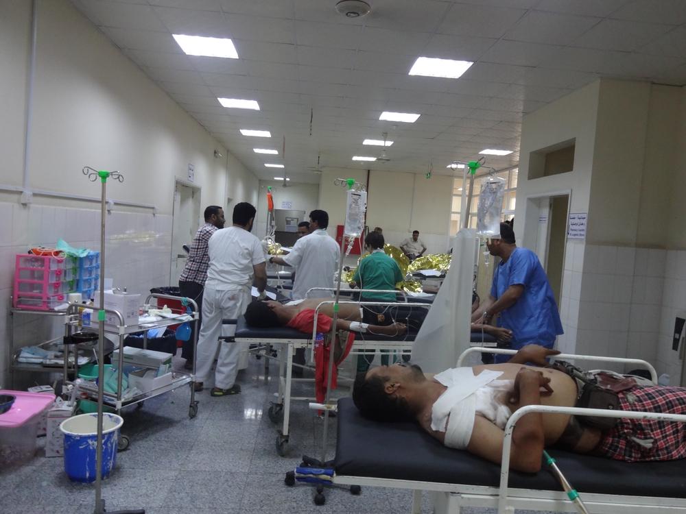 Rumah Sakit Yaman Krisis 1.200 Dokter