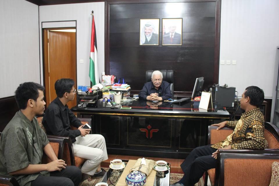 Dubes Palestina: Perundingan Palestina-Israel Sudah Mati