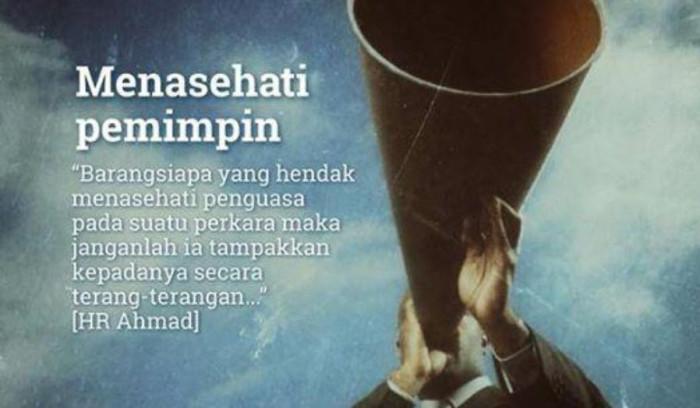 Rahasia Menasihati Amir