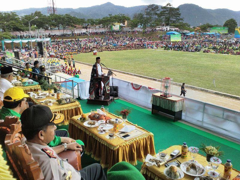 Menag Harap Aceh Jadi Barometer Kerukunan