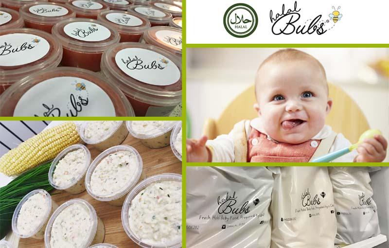 Muslimah Australia Produksi Makanan Bayi Bersetifikat Halal