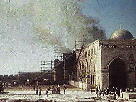 47 Tahun Pembakaran Al-Aqsha, Kejahatan Israel Terus Berlangsung