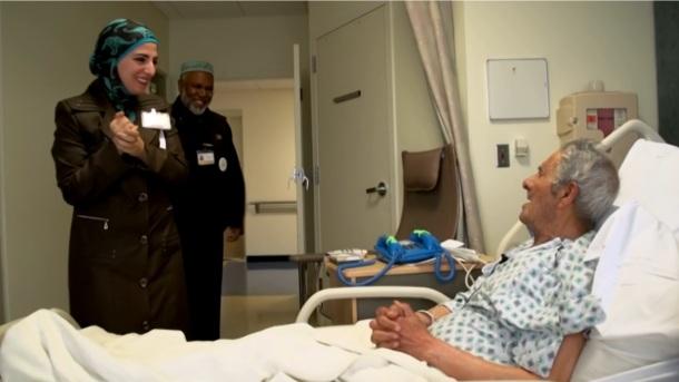 Muslim AS Jalankan Program Kunjungan Hibur Pasien Rumah Sakit