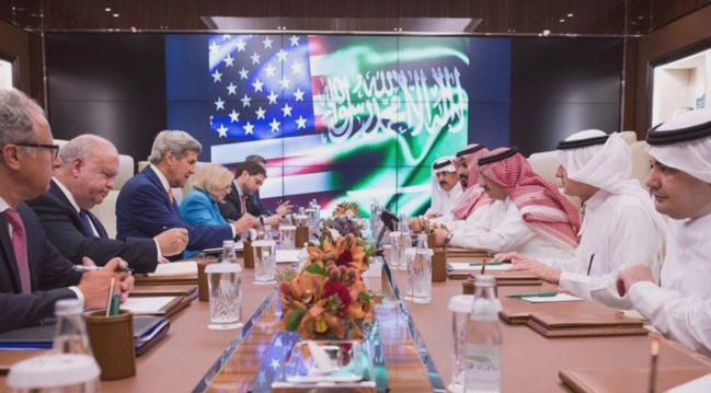 Menlu AS Kerry ke Saudi Bicarakan Konflik Yaman