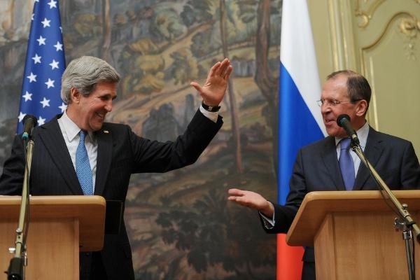 AS-Rusia Capai Kesepakatan Damai Suriah