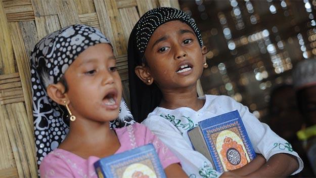 Pemerintah Myanmar Larang Ajarkan Al-Quran kepada Anak Muslim