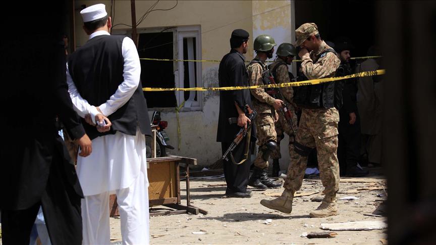 Ledakan Bom di Rumah Sakit Pakistan Tewaskan 53 Orang