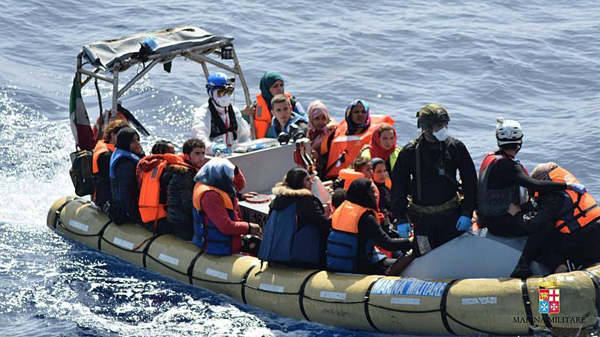 Turki Tangkap Lebih 900 Migran Perahu di Bulan Agustus
