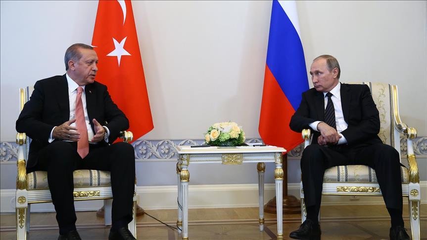 Turki-Rusia Sepakati Kerja Sama Investasi Ratusan Juta Dolar