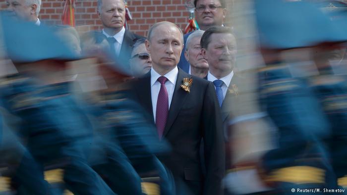 ISIS Ancam Bunuh Presiden Putin