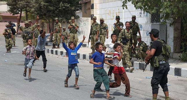 Tentara Pembebasan Suriah yang Didukung Turki Rebut 10 Desa