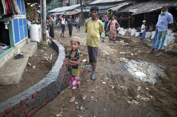 Myanmar Bentuk Komisi Kofi Annan, NGO Minta Usut Pelanggaran HAM di Rakhine