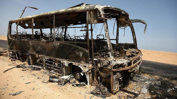 Lima Belas Orang Tewas Akibat Bom Mobil di Idlib Suriah