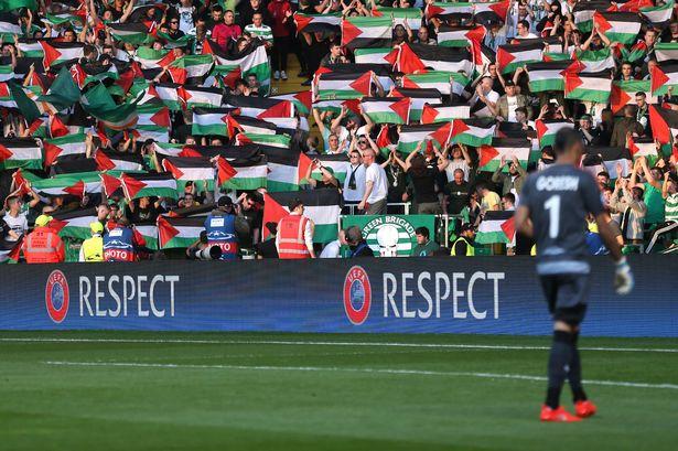 Fans Klub Sepakbola Celtic Donasikan Rp. 2 M untuk Palestina