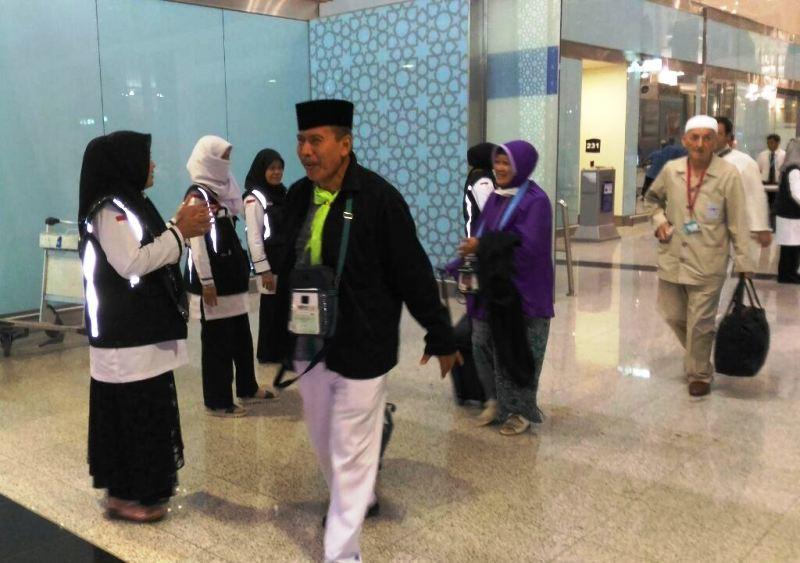 Kemlu Pulangkan 106 Jamaah Haji WNI Berpaspor Filipina