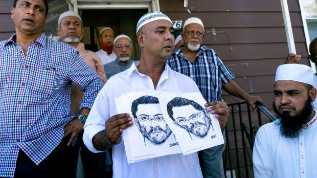 Polisi New York Tangkap Terduga Pembunuh Imam Masjid