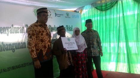 Kamaruddin Batubara: Belum Ada Lembaga Keuangan Khusus Sediakan Pinjaman Bagi MBR