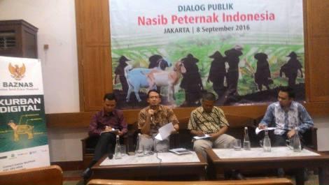 BAZNAS Nilai Peternak Indonesia Masih di Garis Kemiskinan