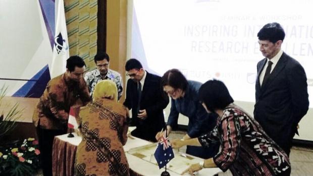 Universitas Teknologi Australia Buka Peluang Pendidikan untuk Pelajar Indonesia