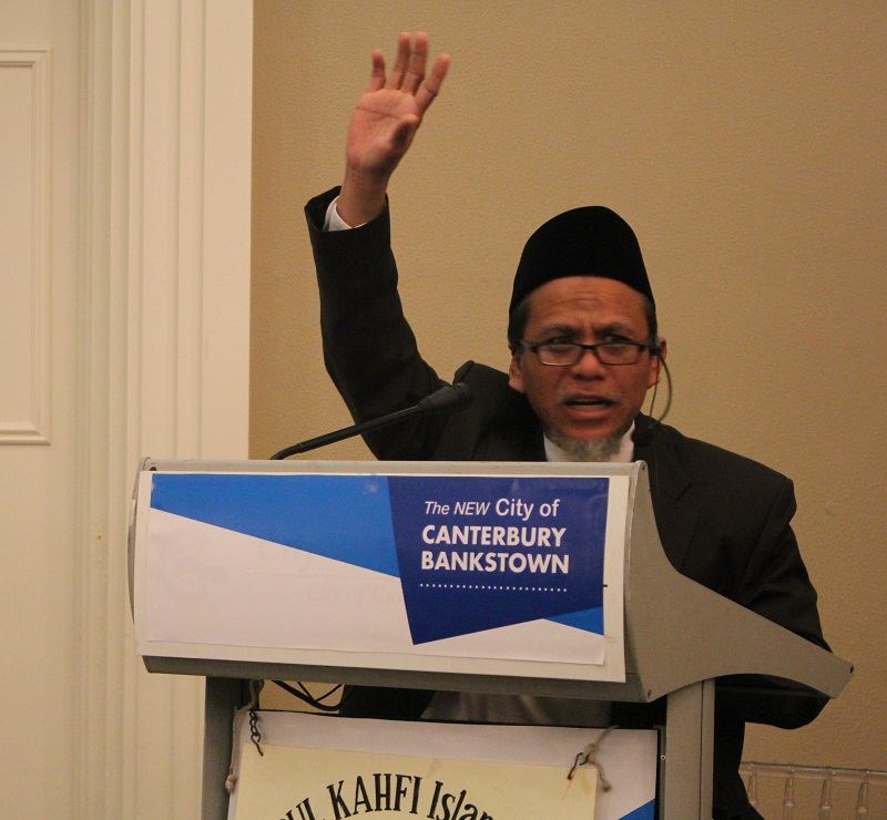 Dai Jamaah Muslimin (Hizbullah) Serukan Persatuan Umat di Australia