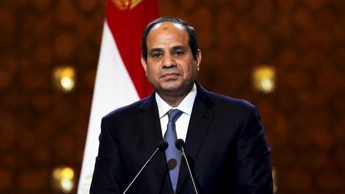 Presiden Mesir Temui Trump Hari Ini