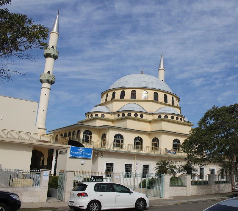 Keindahan Masjid Auburn Gallipoli Australia