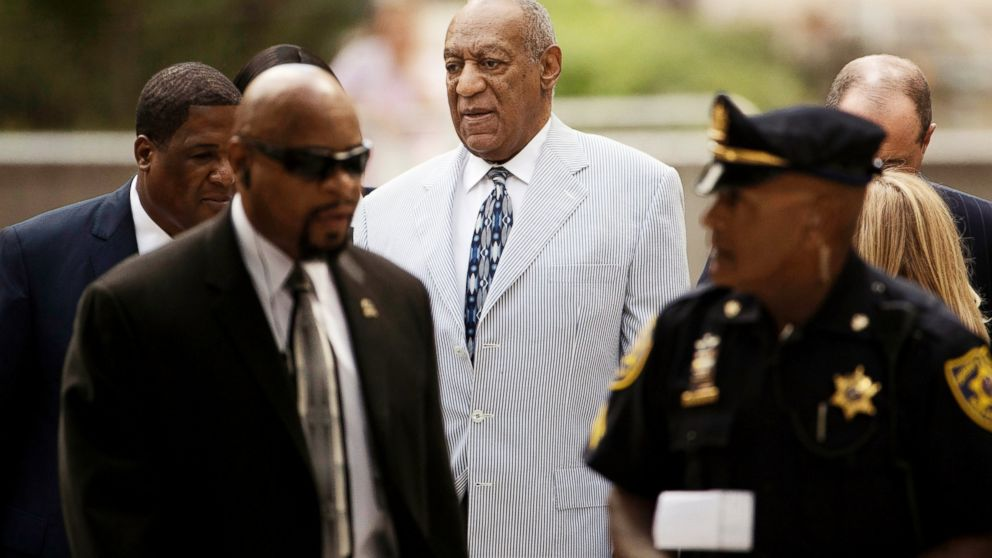 "Komedian AS Bill Cosby Klaim Dirinya Korban ""Bias Rasial"""
