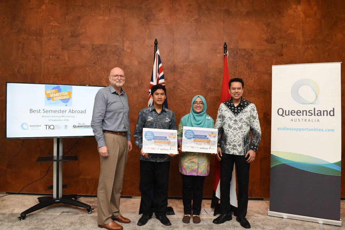 Lewat Video Satu Menit, Dua Pelajar Indonesia Terima Beasiswa di Australia