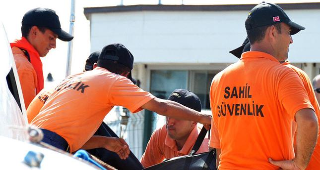 Kapal Pengungsi Terbalik di Laut Aegea, Lima Tewas