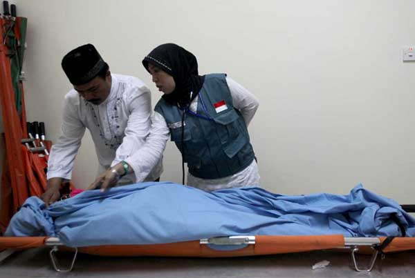 Kemenag: 60 Jamaah Haji Indonesia Wafat di Saudi