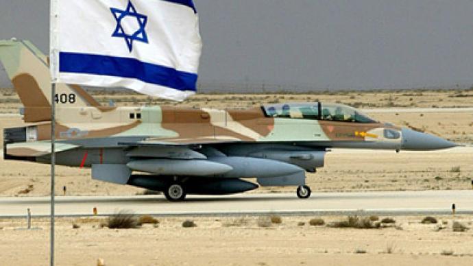 Angkatan Udara Israel Gempur Pasukan Rezim Suriah