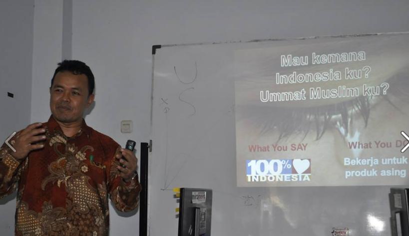 IIBF: Jadikan Sedekah 10% Penghasilan sebagai Prinsip