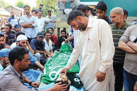 Pemerintah Jammu dan Kashmir Klaim Peluru Pelet Tidak Mematikan