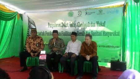 MUI: Pembangunan Air Bersih Adopsi Pendekatan STBM
