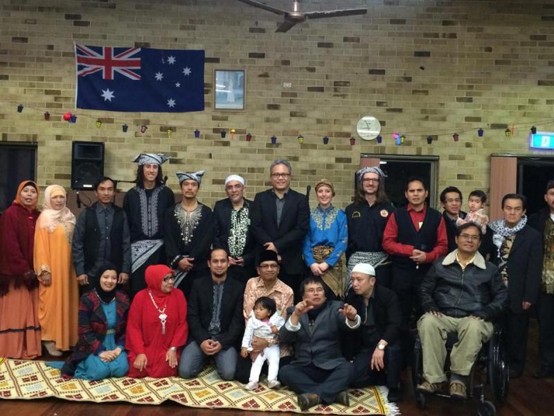 Minang Saiyo Bertekad Bangun Perekonomian Muslim di Australia