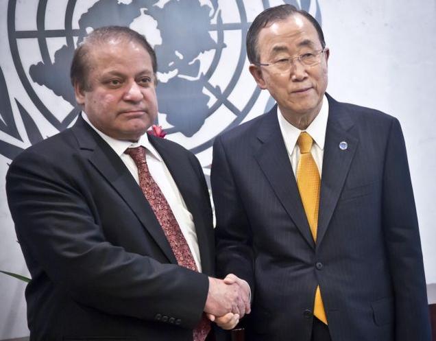 PM Pakistan Desak PBB Adakan Hak Penentuan Nasib Sendiri di Kashmir