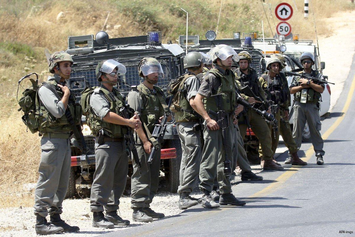 Israel Blokade Tujuh Desa Pemasok Sayur
