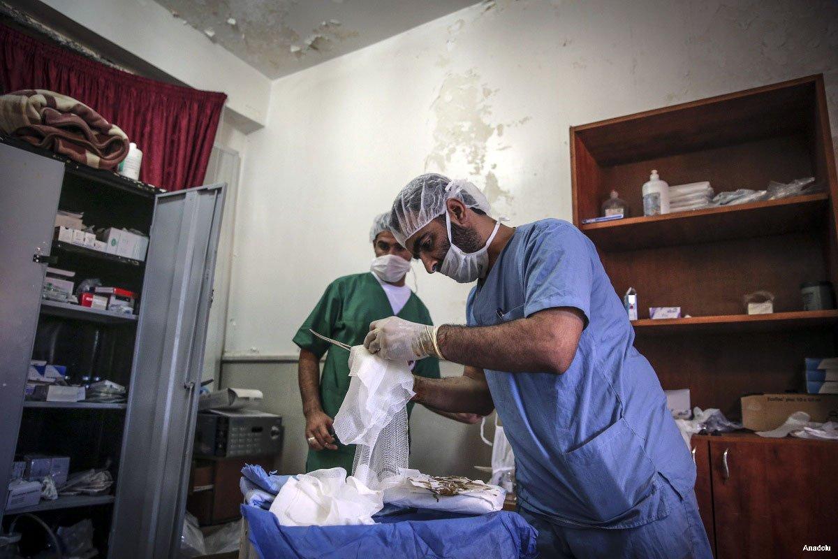 PBB: 269 Rumah Sakit di Suriah Hancur