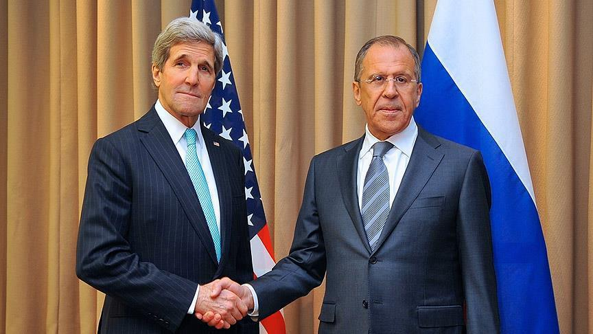 Kerry-Lavrov Setujui Perpanjang Gencatan Senjata Suriah Selama 48 Jam