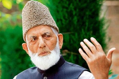 Pemimpin Kashmir Imbau Muslimin Berhemat Saat Idul Adha