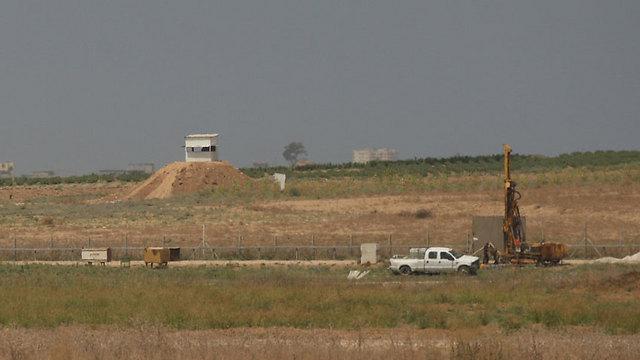 Israel Bangun Tembok Bawah Tanah Ke Perbatasan Gaza