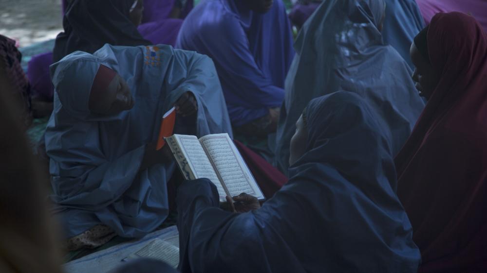 Cinta Indah Istri-Istri Pejuang Boko Haram yang Terputus