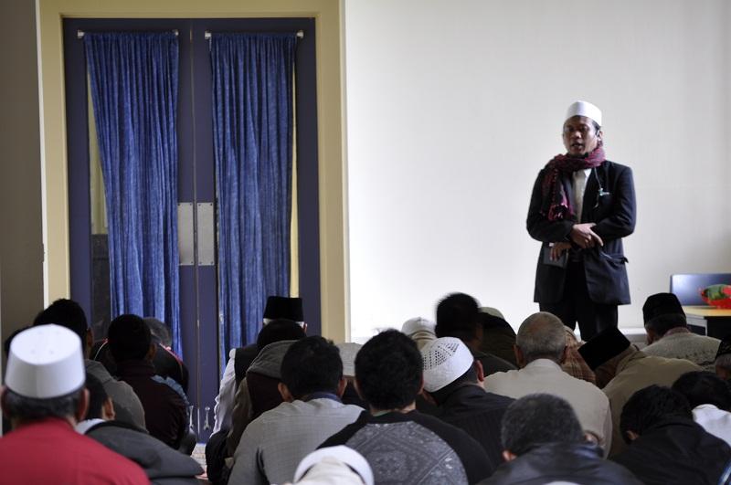 Dai Jama'ah Muslimin (Hizbullah) Paparkan Tiga Profesi Perubah Peradaban