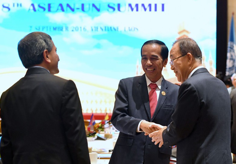 Presiden RI Serukan ASEAN dan PBB Dukung Kemerdekaan Palestina