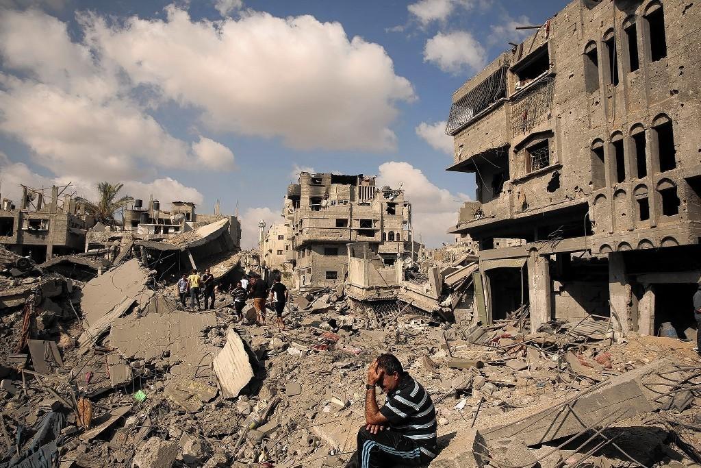 Italia Sumbangkan 6,6 Juta Euro untuk Palestina