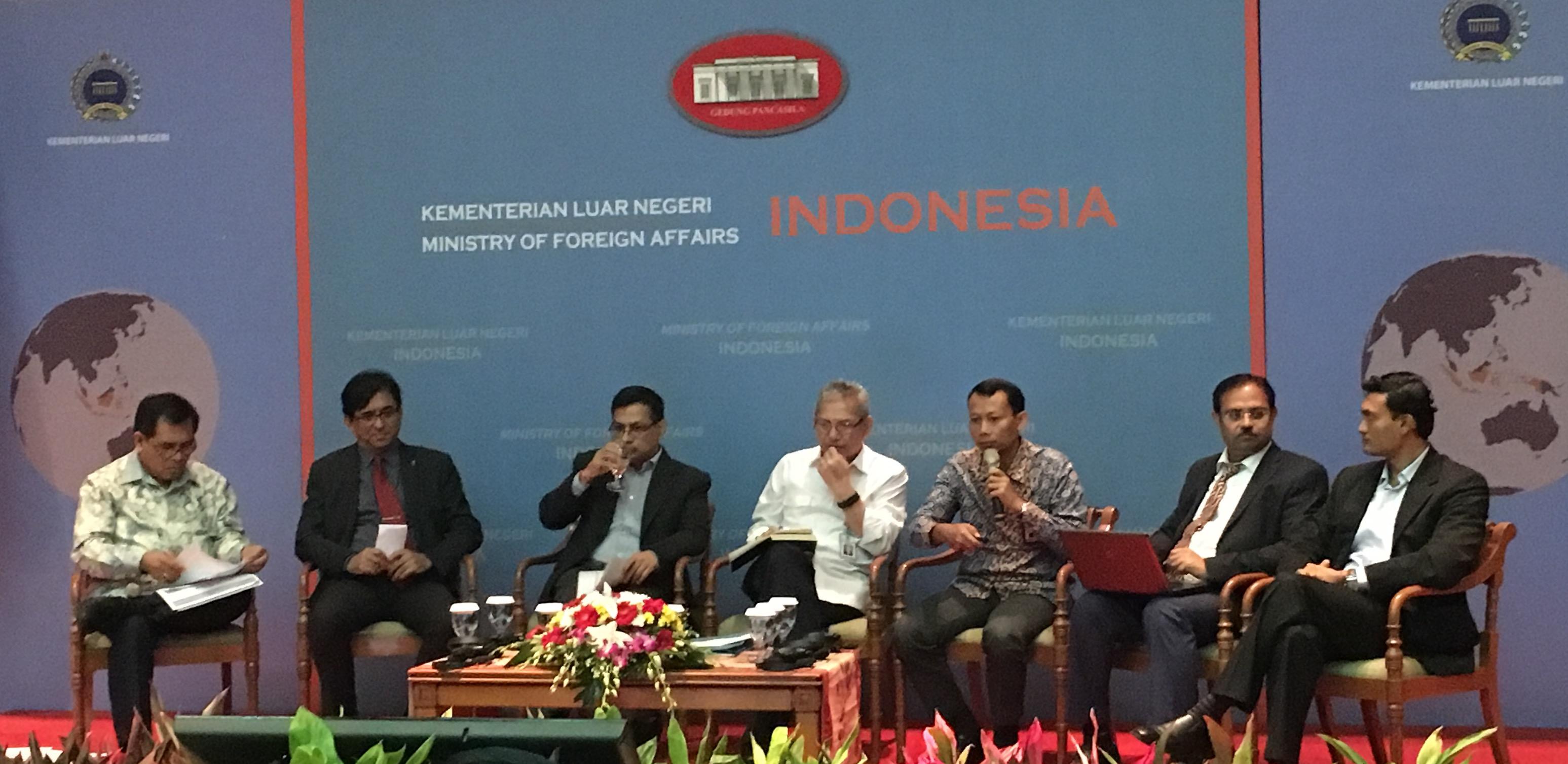 Indonesia-India Jajaki Kerjasama Pengembangan Kota Cerdas