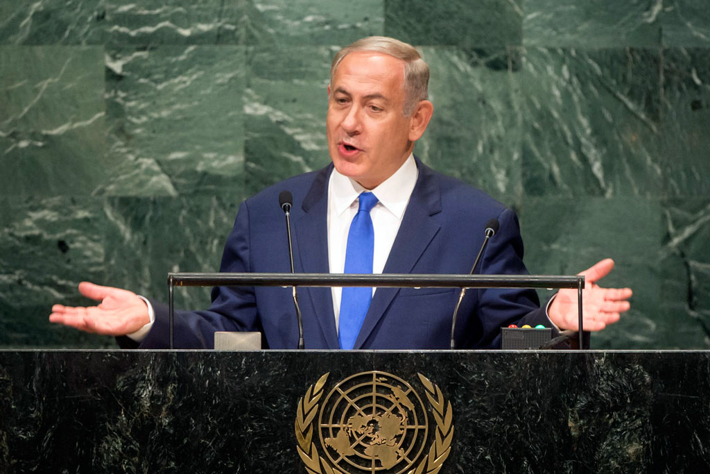 Serang Abbas, Netanyahu Tidak Akan Negosisasi Soal Negara Yahudi